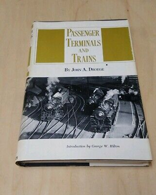 Passenger Terminals and Trains - hardcover By John A. Droege