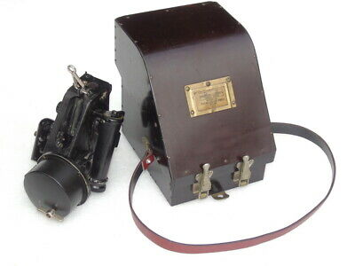 Rare Ww2 Wwii Vintage Bubble Sextant A.m. 6B 218 Mark Ix A Royal Air Force Navy