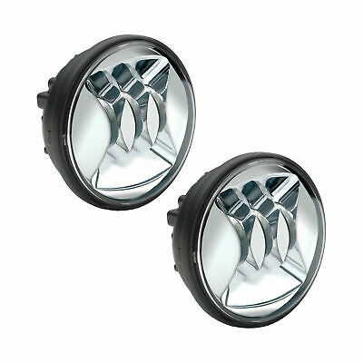 J.W. Speaker 0551593 4.5in. LED Fog Lights, Chrome