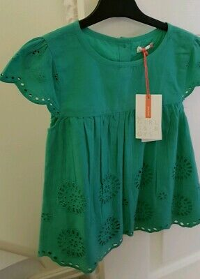 BNWT John Lewis Cotton Tunic Summer Top Age 5