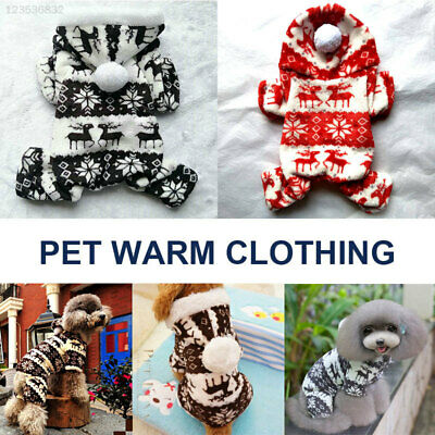 Coral Fleece Dog Hoodie Small Dog Jacket Pet Supplies Winter Apparel Clothing