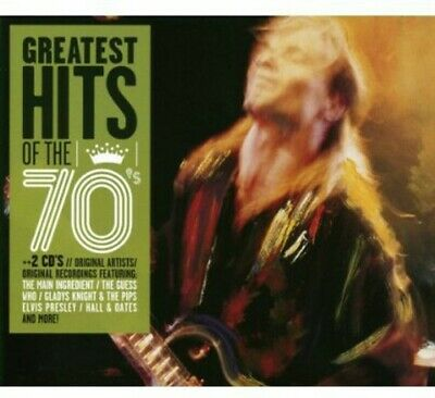 Various Artists - Greatest Hits Of The 70's [New CD]
