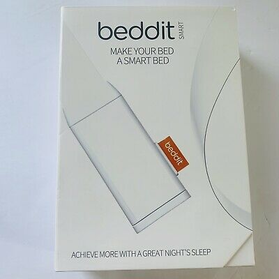 Beddit Smart Sleep Monitor- Bluetooth Tracker - iOS & Android Apps #0518