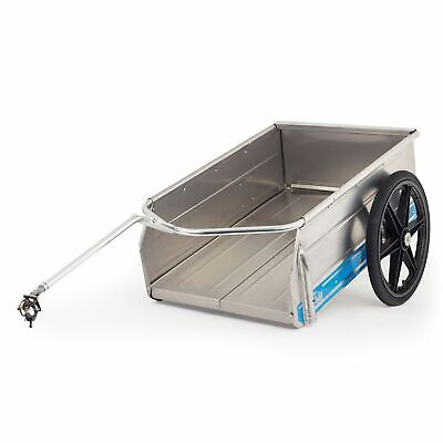Tipke Foldit 2100 Collapsible Cart / Trolley with Bicycle / Bike Tow Hitch