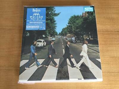 THE BEATLES ABBEY ROAD 3 3SHM-CD+Blu-ray Audio 50th Super Deluxe Edition japan