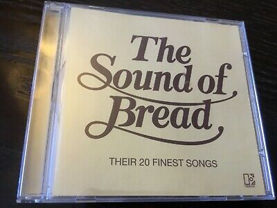 The Sound Of Bread - Greatest Hits Cd - Make It With You / Baby I'm A Wany You +