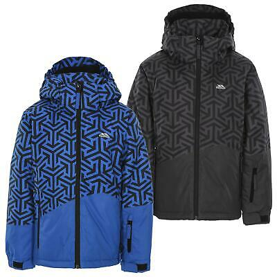 Trespass Pointarrow Boys Waterproof Insulated Ski Jacket