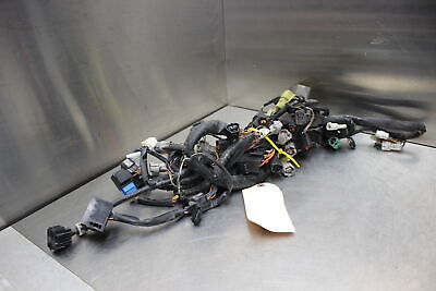 08-09 Suzuki GSXR 600 Main Engine Wiring Harness Loom