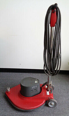 "Clean 20"" High Speed Floor Buffer By Dayton, 2000 Rpm, Used, 5Z277B"