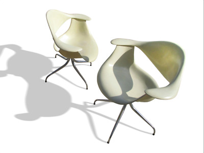 George Nelson Daf Chairs