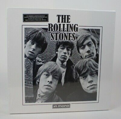 The Rolling Stones In MONO Low #369/10,000 LTD Vinyl 16 LP Box Set ABKCO 180g