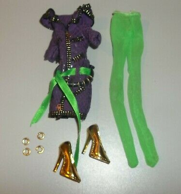 Monster High Doll Outfit - Dawn of the Dance - Clawdeen Wolf