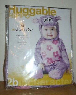 Brand New Huggable Hippo Infant//Toddler Costume