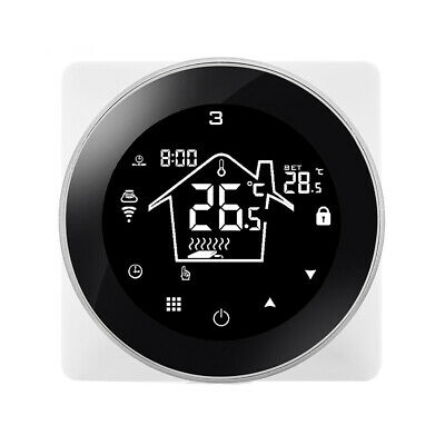 Intelligent Wifi Thermostat Heating Temperature LCD Controller Thermostat