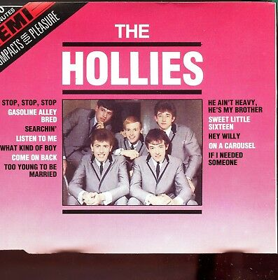 The Hollies - EMI Compacts For Pleasure