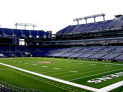 BALTIMORE RAVENS VS PITTSBURGH STEELERS DEC 29, 2019 at BALTIMORE LL (No PSL's)