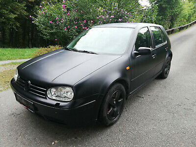 Volkswagen Golf 4 1,9 TDI 4 Motion