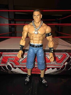 ELITE Defining Moments JOHN CENA THUGANOMICS KID toy Wrestling WWE Mattel figure