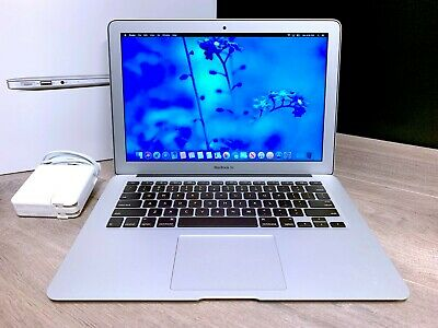 Apple MacBook Air 13 Laptop / Intel Core i5 / SSD / OSX-2018 / 3 Year Warranty