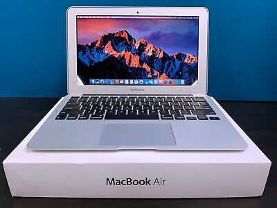 Apple MacBook Air 11 in Laptop / Intel Core i5 / 256GB SSD / 3 Year Warranty