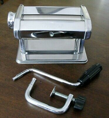 Sculpey Pasta Machine For Polymer Clays & Soft Metal Sheets- Excellent Used Cond