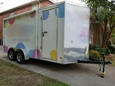 Used 2017 Wells Cargo Mobile Boutique Trailer / Mobile Retail Clothing Store for