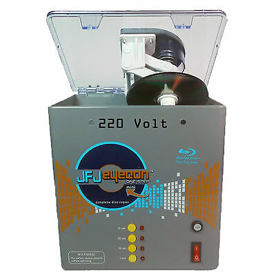 220 Volt JFJ Eyecon mini Universal CD/DVD Blu-ray Repair Machine