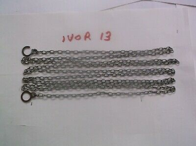 An Old Mayak Cuckoo Clock Chain 49 Lincs To The Ft 88 Inch Long Ref Ivor 13