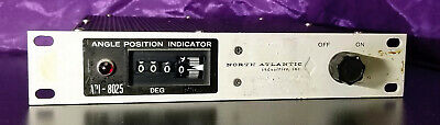 North Atlantic Angle Position Indicator Model API 8025