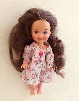 Vintage Totsy Doll - Barbie Kelly Size Doll Outfit