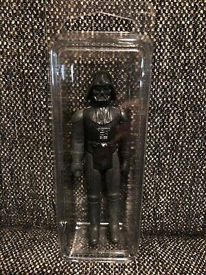 Vintage 1977 Darth Vader Star Wars Action Figure Kenner LOOSE w/ Blister Case