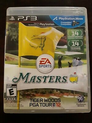 Tiger Woods PGA Tour 12: The Masters & PGA Tour 13 Combo (Sony PlayStation 3)