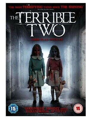 The Terrible Two Dvd [Uk] New Dvd