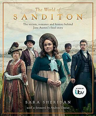 The World of Sanditon: The Official Companion to the ITV Seri New Hardcover Book