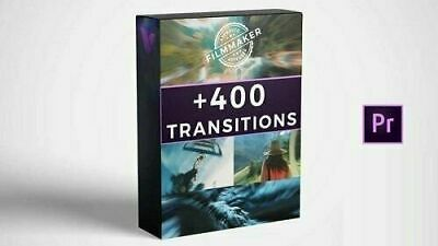 400+ Original Transition Pack for Adobe Premiere Pro Windows & Mac 2019