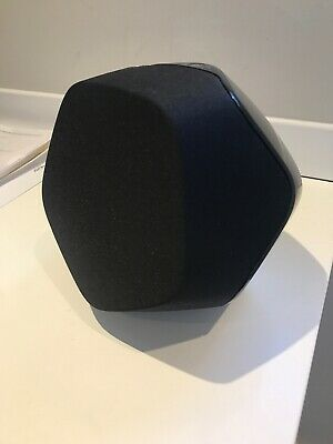 B&O PLAY by Bang & Olufsen Beoplay S3 Bluetooth Speaker - Black - Boxed Complete