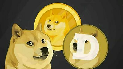 at least 125 Dogecoin 3 hours Dogecoin Cryptocurrency mining contract DOGE