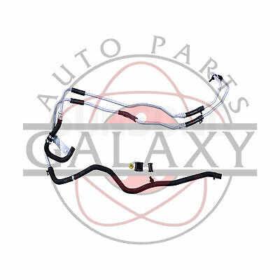 Power Steering Return Line Hose Assembly Sunsong North America 3403707