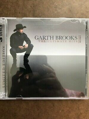 MG-garth brooks the ultimate hits, Excellent Condition 2 CDs Country