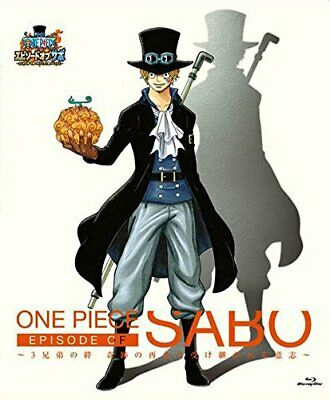 One Piece Episode Of Sabo To 3 Will Be Passed On To The Reunion Of The Brothers
