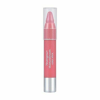 2 Pack Neutrogena MoistureSmooth Color Stick, Sweet Watermelon 30, 0.011 oz