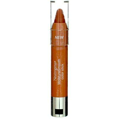 2 Pack Neutrogena MoistureSmooth Color Stick, Classic Nude 90, 0.011 oz