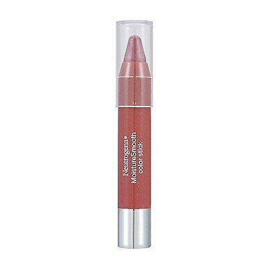 3 Pack Neutrogena MoistureSmooth Color Stick, Soft Raspberry 60, 0.011 oz