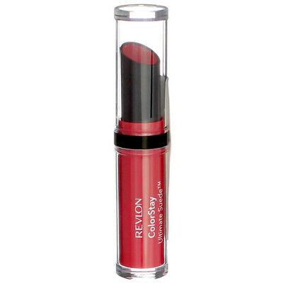 4 Pack Revlon ColorStay Ultimate Suede Lipstick, Couture 050, 0.09 oz