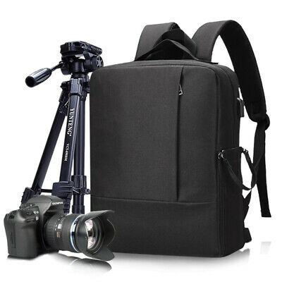 Professional Shoulder Camera Bag SLR Camera Backpack Universal Travel Camera Bag