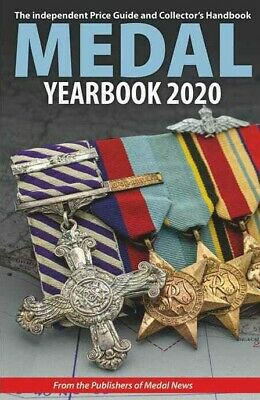 Medal Yearbook 2020 Deluxe Hardback (Limited) Edition.