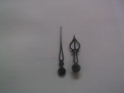 Pair Of Steel Hands From An Old Smiths 4X4 Mantle Clock  Ref Ivor 22