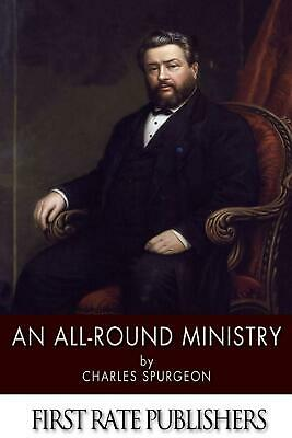 An All-Round Ministry by Charles Spurgeon (English) Paperback Book Free Shipping