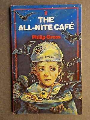 The All-Nite Cafe by Philip Gross 1993 poetry