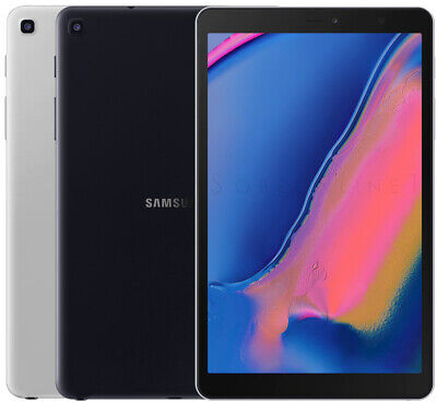 "Samsung Galaxy Tab A 32GB with S Pen SM-P200 Wi-Fi 8"" inches - Black,Gray"
